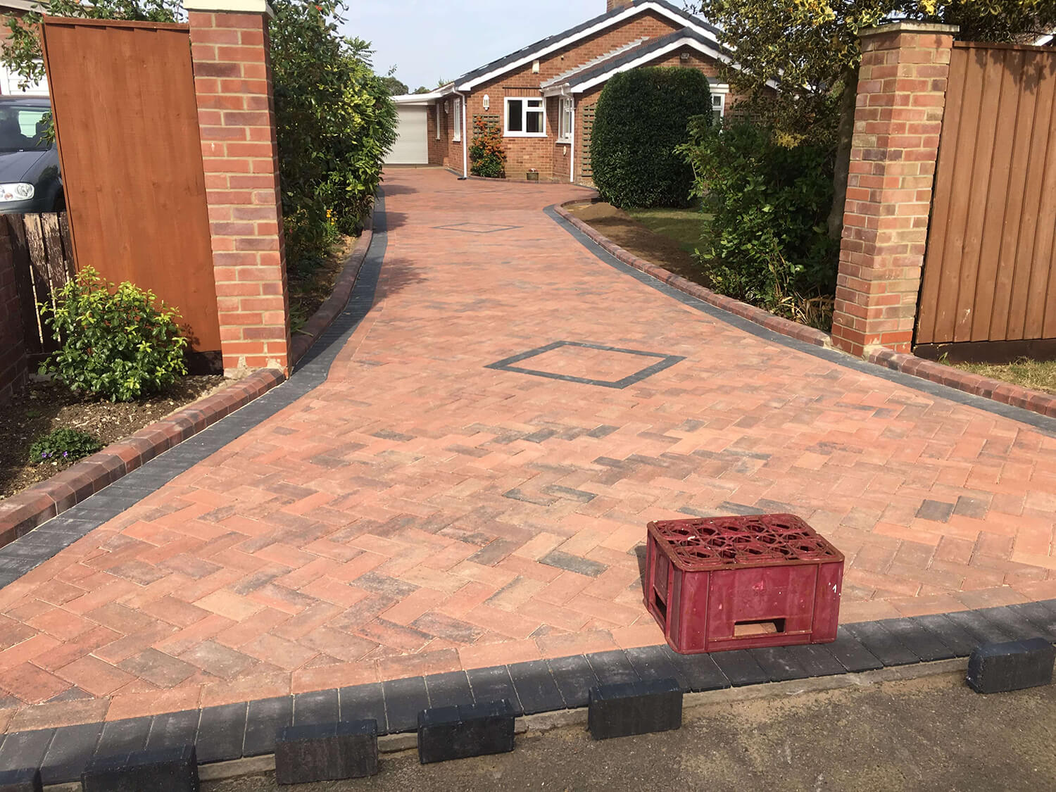 Block Paving Contractors Chester