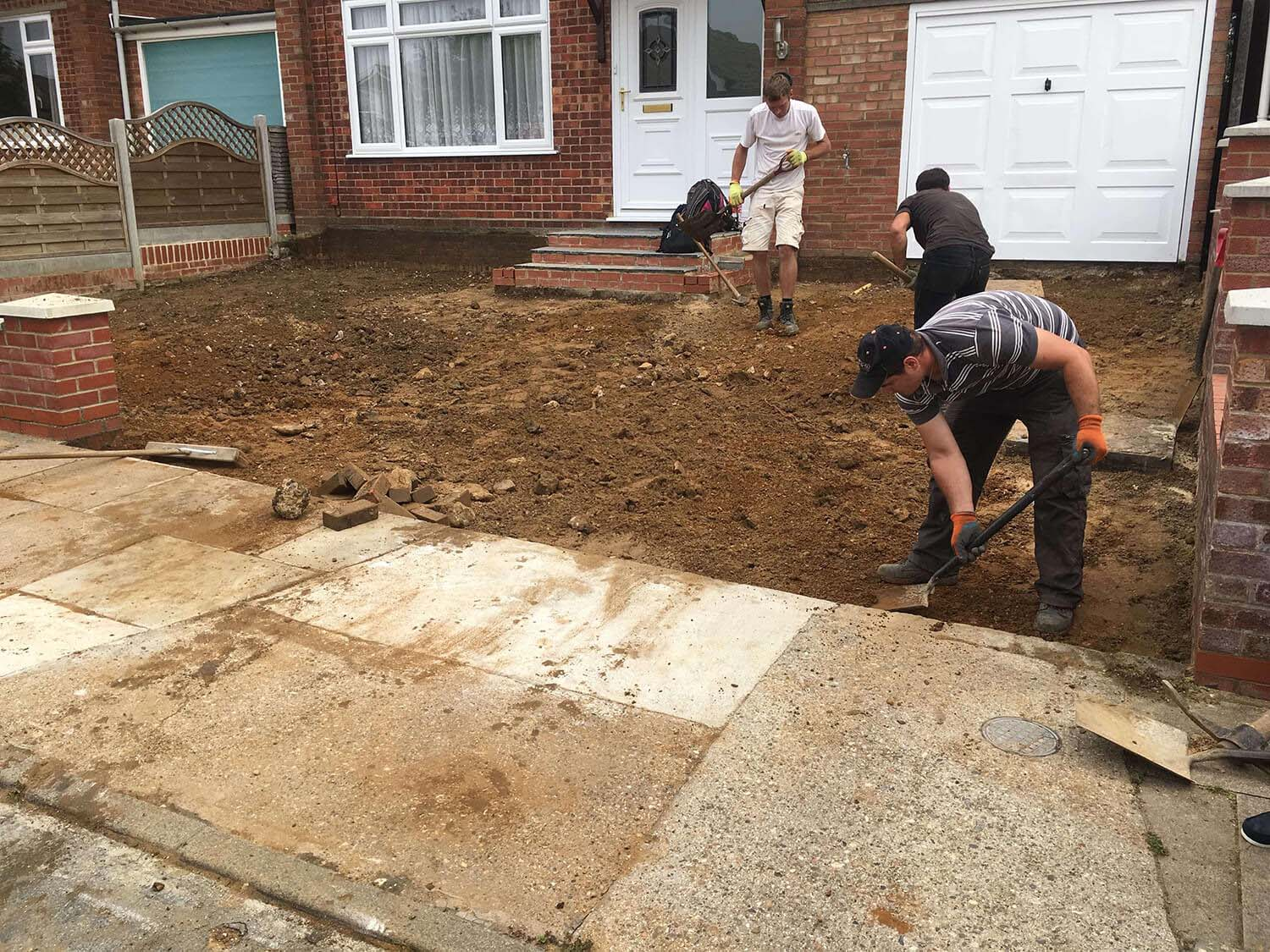 Landcaping Contractors in Altrincham