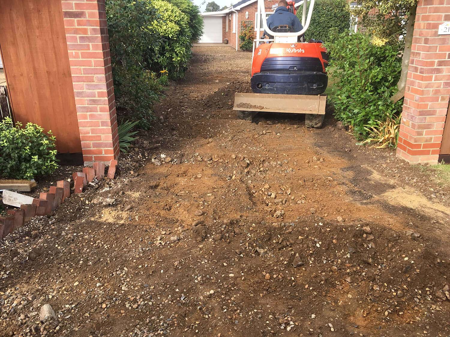 Landcaping Contractors in Manchester