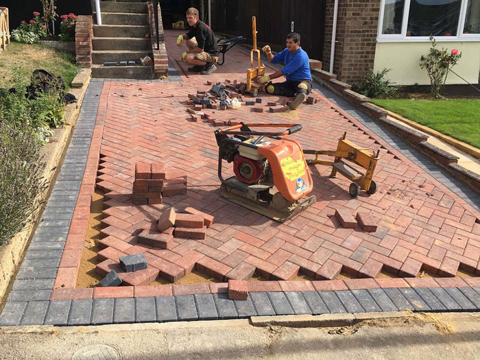 Paving Contractors in Manchester & Cheshire