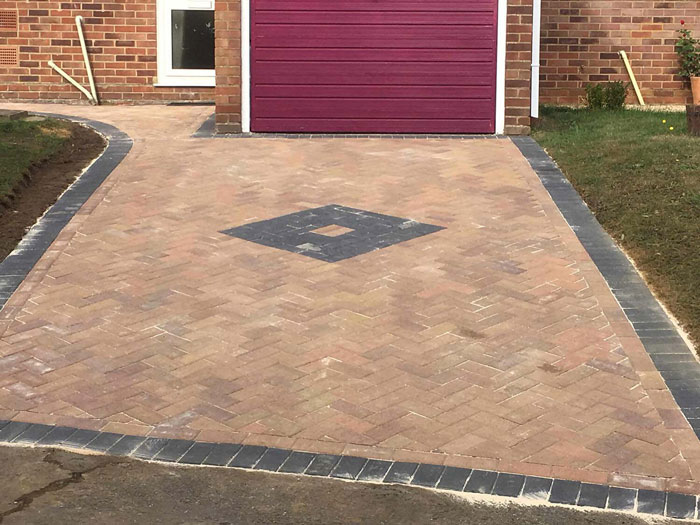 Tarmac Driveways in Corby